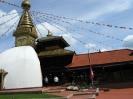 Nepal-Pavillon in Wiesent (2006)